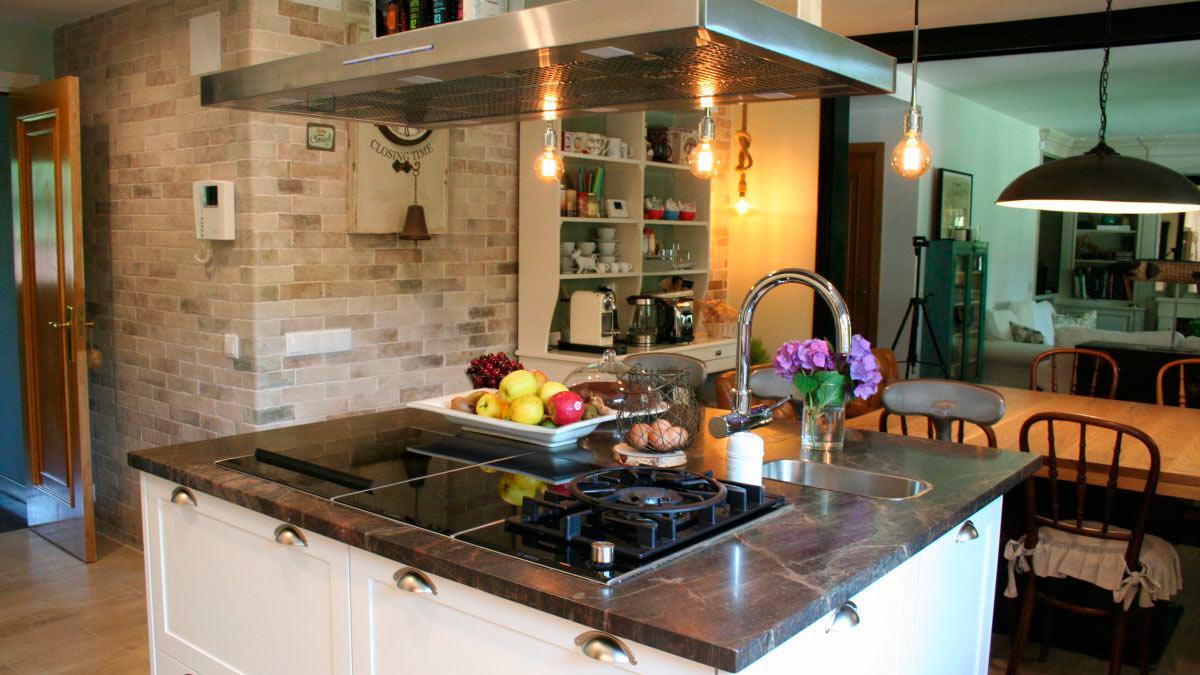 Ideas para reformar la cocina sin hacer obra mentha cocinas - Reformar la cocina sin obras ...