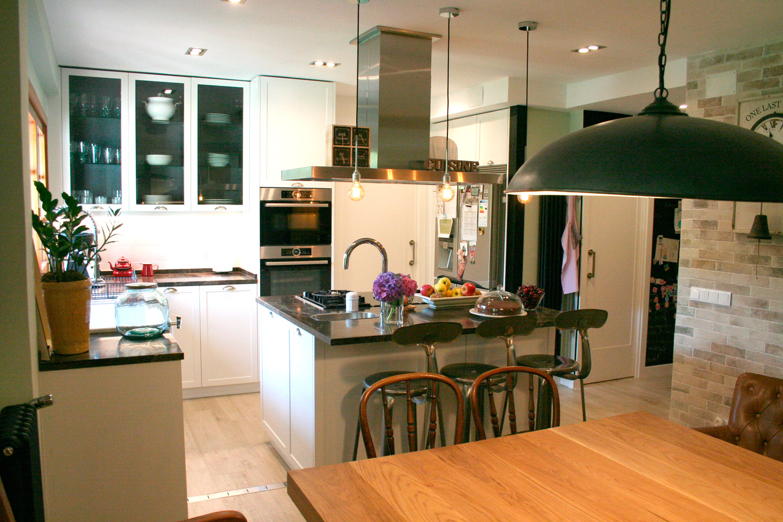 cocina vivienda unifamiliar