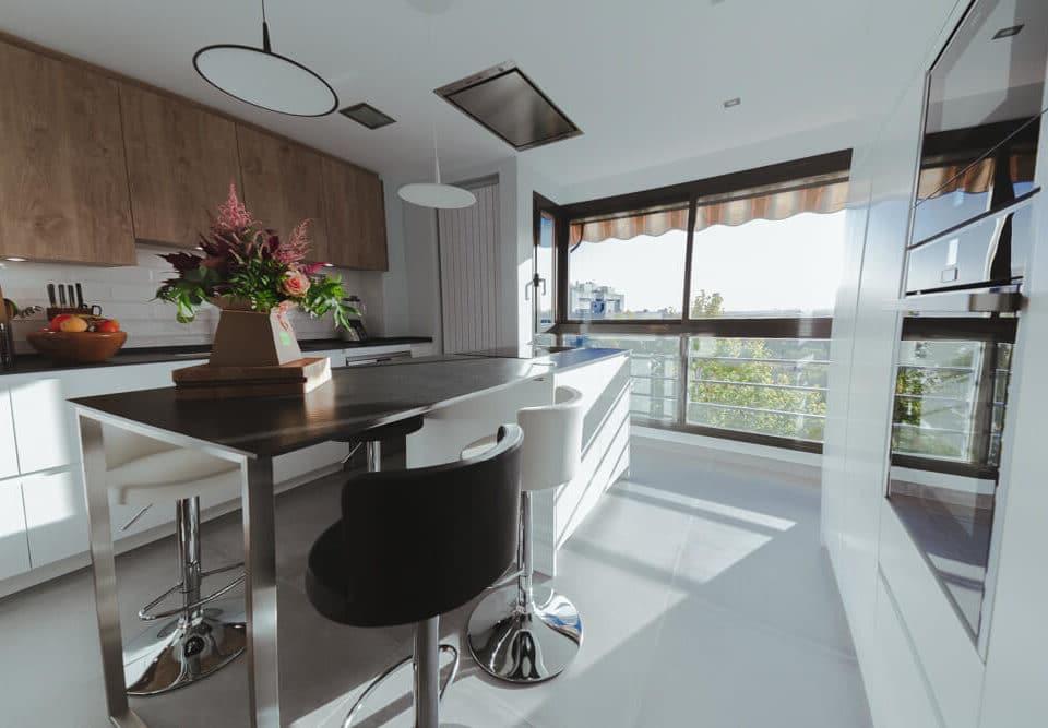 Campanas de techo para cocinas